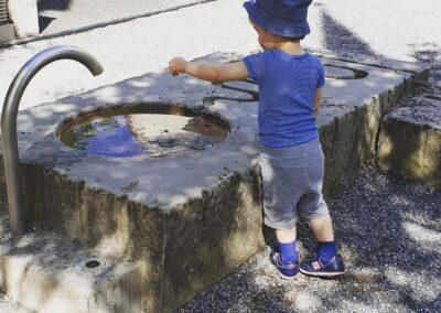 Wasser entdecken